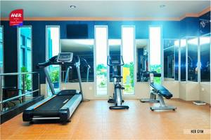 Her Hotel & Trade Center Balikpapan - GYM