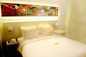 MaxOneHotels Glodok - Happiness Room Double