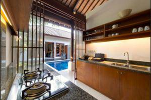 Lakshmi Villas Bali - In-Room Kitchenette