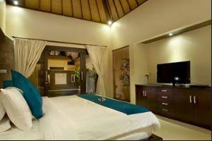 My Villas in Bali - Guestroom View