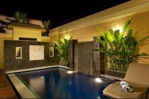 My Villas in Bali - Indoor Pool