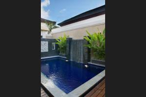 My Villas in Bali - Pool Waterfall