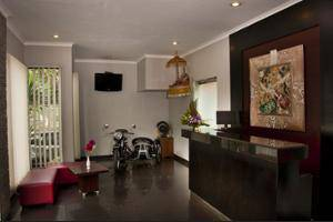 Sindhu Mertha Suite Bali - Lobby