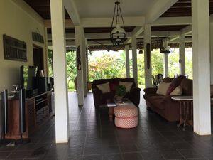 Joglo Java Semarang - Living Area