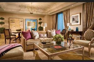 Hotel Mulia Senayan - Living Room