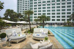 Hotel Mulia Senayan - Outdoor Pool