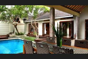 Grand Akhyati Villas & Spa Bali - Outdoor Spa Tub