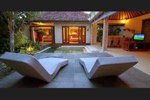 Grand Akhyati Villas & Spa Bali - Bathroom