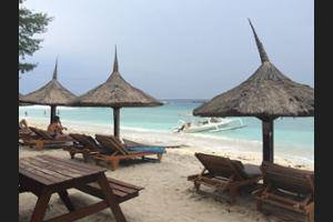 Good Heart Resort Lombok - Beach