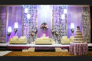 Crowne Plaza Hotel Jakarta - Indoor Wedding