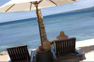 The Lombok Lodge Senggigi - Beach