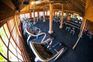 Komune Resort & Beach Club Bali - Gym