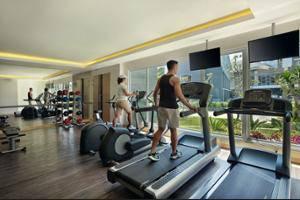 Mercure Bandung Setiabudi - Sports Facility