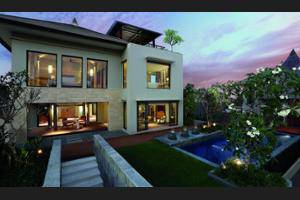 The Ritz-Carlton Bali - Courtyard