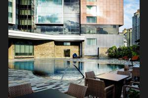 Grand Mercure Kemayoran Jakarta - Outdoor Pool
