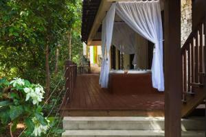 Ungasan Beach Villas Bali - Living Room