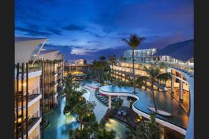 Le Meridien Bali Jimbaran - Outdoor Dining