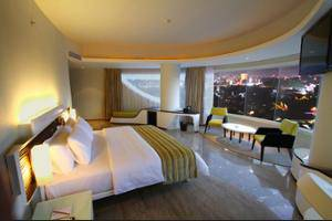 Sensa Hotel Bandung - Reception