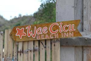 Waecicu Beach Inn Flores - Eksterior