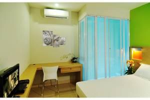 LeGreen Suite Poso Jakarta - Kamar Deluxe