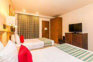 ZenRooms Kuta Kartika Plaza 2 - Tempat tidur Twin