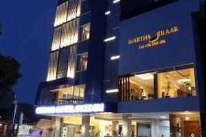 Citihub Hotel Kediri - Bagian Depan