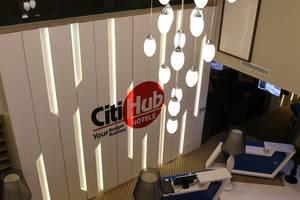 Citihub Hotel Kediri - FO