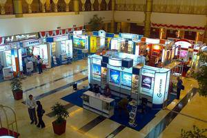 Grand Elite Hotel Pekanbaru - event1