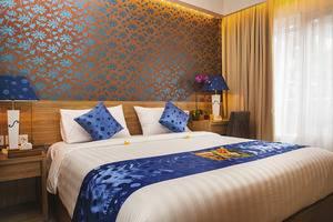 Natya Hotel Bali - Deluxe room