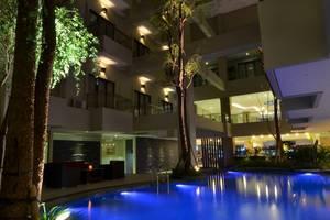 Savana Hotel Malang - Kolam Renang