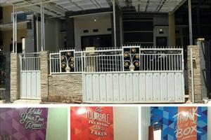 Golden Park Homestay Syariah Malang - pintu gerbang