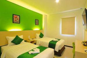 Pratama Hotel and Convention Lombok - Kamar tamu