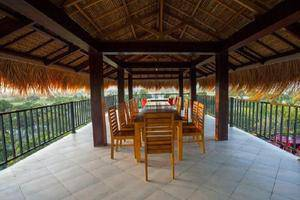 Pratama Hotel and Convention Lombok - Balkon