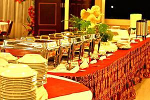 Hotel Vanda Gardenia Trawas - Prasmanan