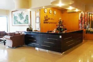 Graha Sriwijaya Hotel Palembang - Resepsionis