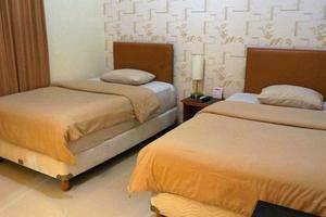 Graha Sriwijaya Hotel Palembang - Kamar tamu