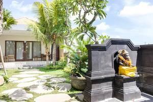 RedDoorz @ Tibubeneng Canggu Bali - Eksterior