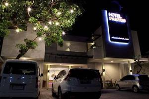 Hotel Pantes Semarang by IHM Semarang - Eksterior