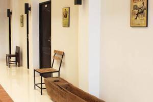 Hotel Pantes Semarang by IHM Semarang - area publik