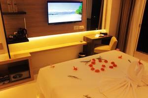 Core Hotel Premier Sengigi Lombok - Tatanan Kamar Bulan madu Tipe Superior