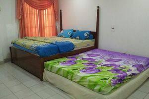 Kondominium Pantai Carita Utara Pandeglang - Guest room
