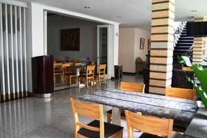 Ottenville Boutique Hotel Bandung - Restaurant