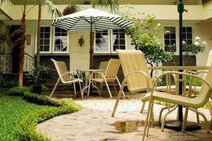 Ottenville Boutique Hotel Bandung - Taman