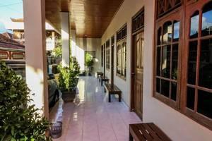 NIDA Rooms Kubu Anyar 45 Legian - Pemandangan Area