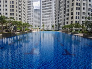 Exclusive Studio Apartment at M-Town Residence By Travelio