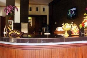 Graha Chania Legian - receptionis