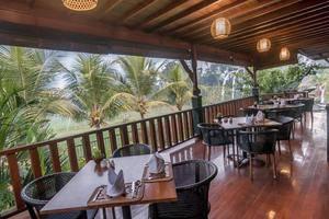 Onje Villa Ubud - Balkon