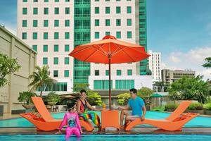 Park Hotel Jakarta - Kolam Renang