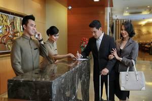Park Hotel Jakarta - Reception