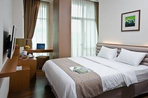 The Travelhotel Cipaganti - Deluxe Room